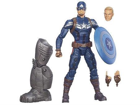 Captain America, STRIKE Suit