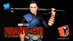 Review : Marvel Legends Wenwu, Shang-Chi and The Legend of the Ten Rings