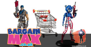 On The Pegs : McFarlane Fortnite Action Figures at Bargainmax
