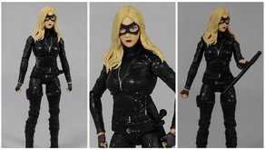 Review : Black Canary, Arrow #11, DC Collectibles, 2016