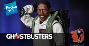 Review : Ghostbusters Plasma Series Winston Zeddemore