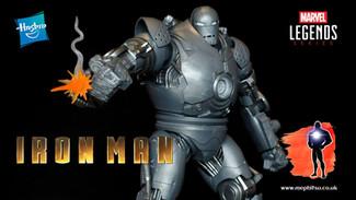 Review: Marvel Legends Infinity Saga Obadiah & Iron Monger