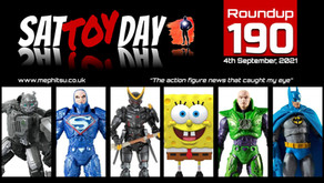 SatTOYday Action Figure News Roundup : Issue 190