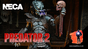 NECA Ultimate Lost Tribe Warrior Predator