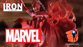 Iron Studios 1/10 Art Scale Scarlet Witch, Marvel Comics