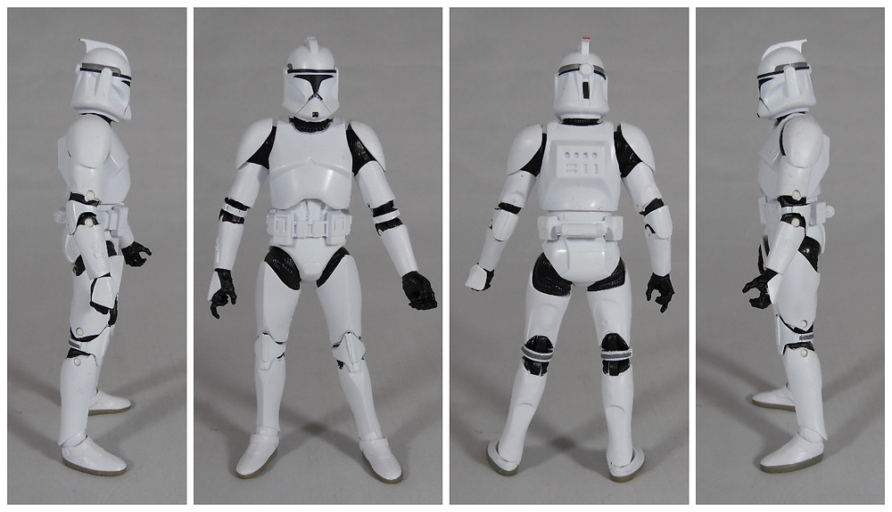 Star Wars Black Series 6 inch Clone Trooper Action Figure, Review