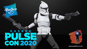 Star Wars Black Series Phase 1 Clone Trooper, Attack of the Clones