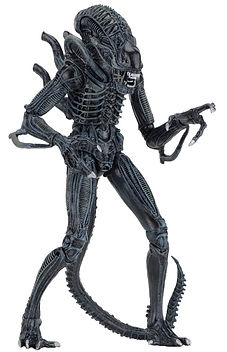 Alien Warrior Blue (Ultimate)