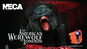 NECA An American Werewolf in London David Kessler Werewolf