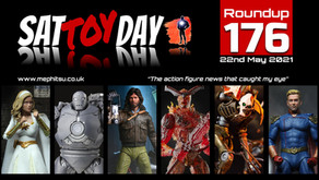 SatTOYday Action Figure News Roundup : Issue 176