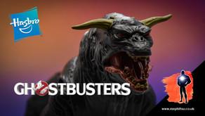 Review : Ghostbusters Plasma Series Vinz Clortho Terror Dog BAF