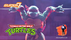 Super7 Ultimates Teenage Mutant Ninja Turtles v2 re-release