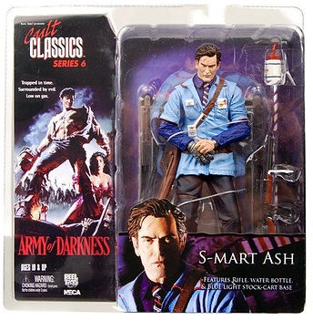 Ash, S-Mart