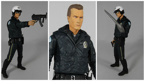 Review : Ultimate T1000 Motorcycle Cop (NECA)