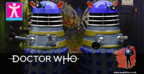 Review : Doctor Who, The Jungles of Mechanus Dalek Set, Character Exclusive