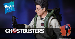 Review : Ghostbusters Plasma Series Egon Spengler
