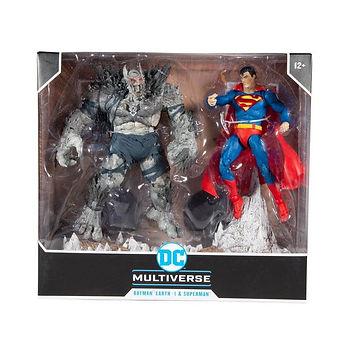 Superman (vs Devastator)