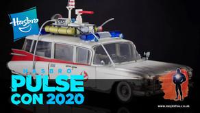Hasbro Ghostbusters Plasma Series ECTO-1 (1/18 scale)
