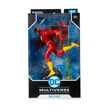 The Flash, Animated