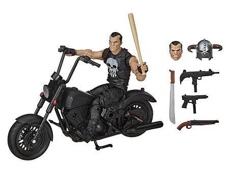 The Punisher w/ Motorbike