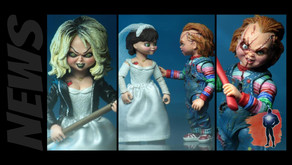 NECA release gallery images of Bride of Chucky 2-Pack