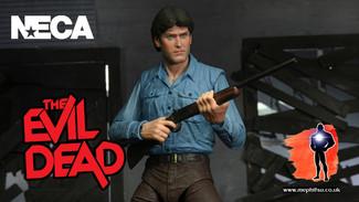 NECA Ultimate Ash, The Evil Dead