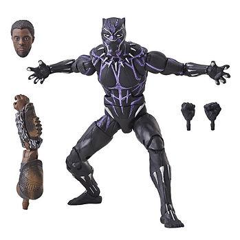Black Panther, Vibranium Suit
