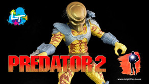 Review : Lanard Toys City Hunter, Predator 2