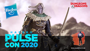 Hasbro & Wizards of the Coast Dungeons & Dragons Forgotten Realms action figure of Drizzt Do'Urden