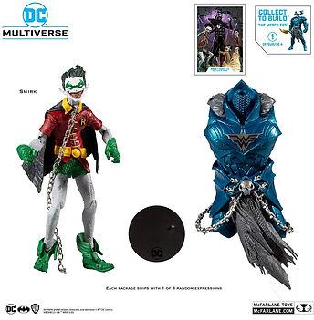 Robin, Earth-22 (Smirk)