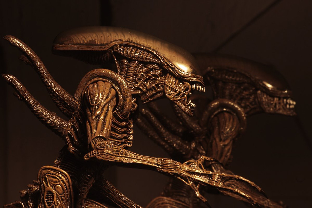 NECA Alien Resurrection Xenomorph Action Figure 2019