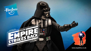 Review : Star Wars Black Series Darth Vader, The Empire Strikes Back