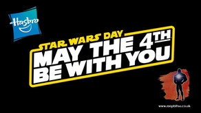 Hasbro Fan Friday : May the 4th be with you!