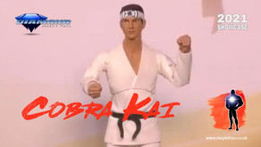 Diamond Select 2021 Showcase: Cobra Kai Action Figures, Series 1