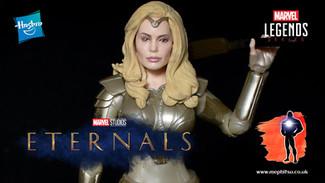 Review: Marvel Legends Thena Exclusive, Eternals