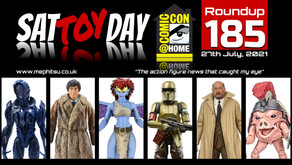 SatTOYday Action Figure News Roundup : Issue 185, Comic-Con Special