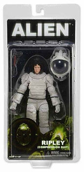 Ellen Ripley in Spacesuit