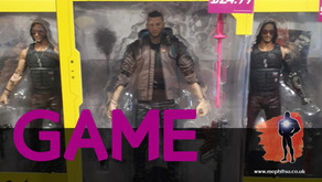 On The Pegs : Cyberpunk 2077 McFarlane Action Figures at Game
