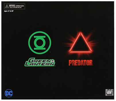 """Sinestro Corps"" Predator"
