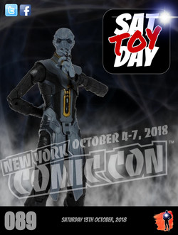 089 Action Figure Sat-TOY-day News, 13th