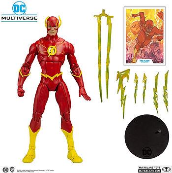 Flash, Rebirth