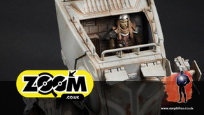 On The Pegs : Savings on Overwatch, Mandalorian AT-ST and more via Zoom Day!