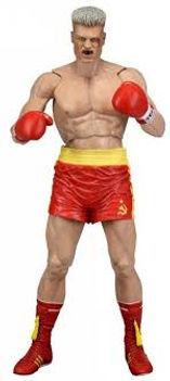 Ivan Drago, fight damage