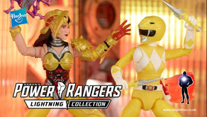 Hasbro Power Rangers Lightning Collection Reveals