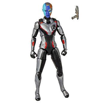 Nebula, Quantum Suit