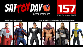 SatTOYday Roundup : Issue 157