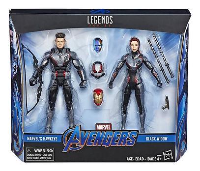 Hawkeye, Quantum Suit