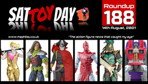 SatTOYday Action Figure News Roundup : Issue 188