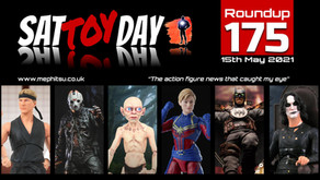SatTOYday Action Figure News Roundup : Issue 175