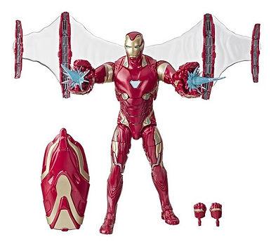 Iron-Man Mk50, Nanotech